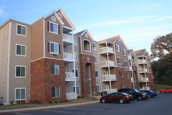 Garden Style Apartment Apartments